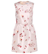 Red Valentino Printed Dress Pink