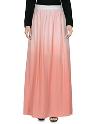 Fixdesign Atelier Long Skirts Pink