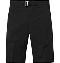 Arc'teryx Palisade Slim Fit Terratex Shorts Black