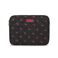 Marc By Marc Jacobs Women's Crosby Quilt Nylon Tablet Case Cherry Print