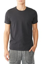 Alternative Apparel Men's 'Perfect' Organic Pima Cotton Crewneck T Shirt