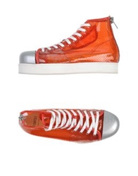 Forfex High Tops And Trainers Orange