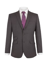 Alexandre Of England Men's Grove Suit Jacket Charcoal