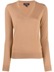 Theory V Neck Sweater 60