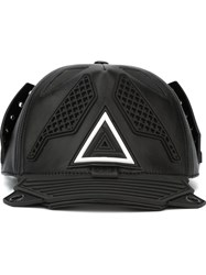 Ktz Panelled Cap Black