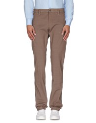 Heaven Two Casual Pants Light Brown