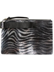 Newbark Small Pouch Clutch Metallic