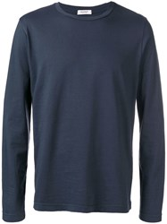 Crossley Basic Sweatshirt Blue