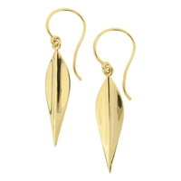 Dinny Hall Elongated Lotus Drop Earrings