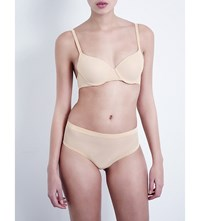 Wolford Tulle Cup Underwired Bra Nude