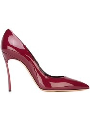 Casadei Stiletto Heels Pumps Red