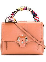 Paula Cademartori Gigi Satchel Brown