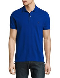 Baffin Textured Cotton Polo