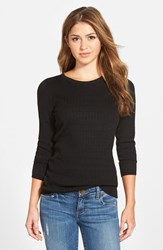 Women's Nic Zoe 'Allegro' Crewneck Sweater