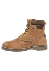 Pier One Winter Boots Tan Wood Coffee Light Brown