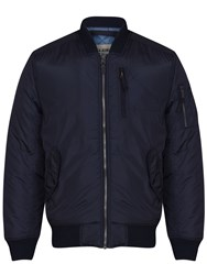 Garcia Men Bomber Jacket Navy