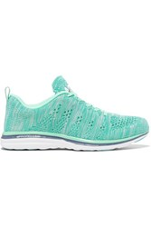 Athletic Propulsion Labs Techloom Pro Mesh Sneakers Mint
