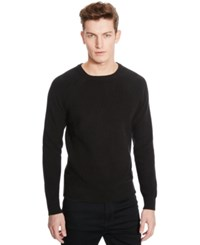 Kenneth Cole Reaction Chunky Cotton Sweater