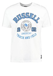 Russell Athletic Print Tshirt White
