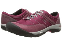 Keen Presidio Sport Mesh Beet Red Women's Lace Up Casual Shoes
