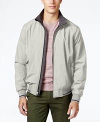 Weatherproof Vintage Stretch Bomber Jacket Polar Grey