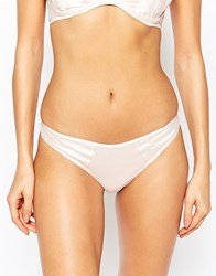 Lepel London Tara Thong Blush