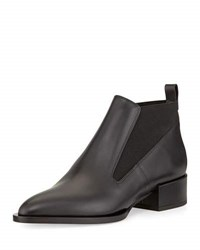 Vince Yarrow Leather Chelsea Boot Black