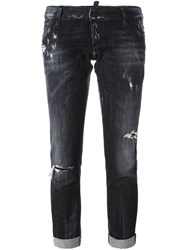 Dsquared2 'Pat' Jeans Black