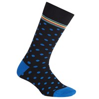Paul Smith Signature Polka Dot Socks One Size Black