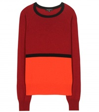 Etro Cashmere Blend Sweater Red