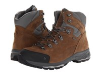 Vasque St. Elias Gtx Bungee Cord Neutral Gray Men's Hiking Boots Tan