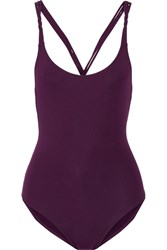 Eres Tropik Swimsuit Grape