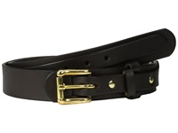 Filson 1 1 4 Ranger Belt Brown W Brass Men's Belts