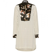 Givenchy Silk Dress Multicolored