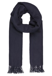 Tiger Of Sweden Sellata Scarf Navy Dark Blue