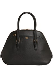 Ettore Bugatti Collection Small Lady Leather Top Handle Bag