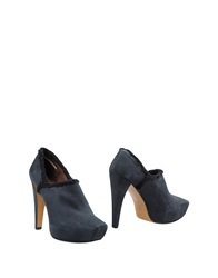 Paco Gil Shoe Boots Dark Blue