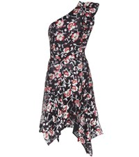 Isabel Marant Parlam Brocade Dress Black