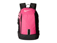 Nike Young Athletes Adapt Rise Solid Backpack Vivid Pink Black Digital Pink Backpack Bags