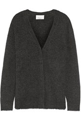 3.1 Phillip Lim Stretch Knit Cardigan Gray