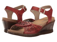Romika Nevis 05 Red Women's Shoes