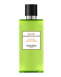 Hermes Eau De Pamplemousse Rose Hair And Body Shower Gel 6.7 Oz.