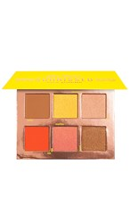 Lime Crime Sunkissed Face Palette In Beauty Na.