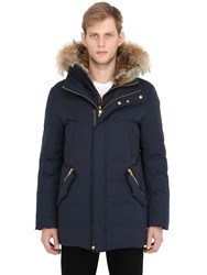 Mackage Edward Down Jacket With Fur