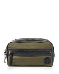 Polo Ralph Lauren Alpine Nylon Shaving Kit Olive