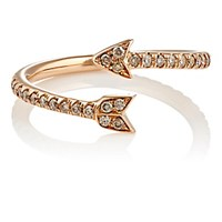 Finn Women's White Diamond Arrow Ring No Color
