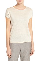 Nic Zoe Women's Every Day Tissue Tee Sandshell