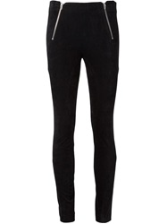 Alexander Wang Zip Detail Leggings