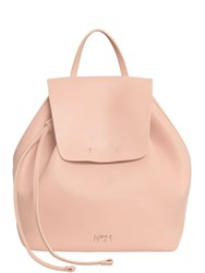 N 21 Leather Backpack