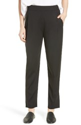Vince Women's Pleated Pull On Track Trousers